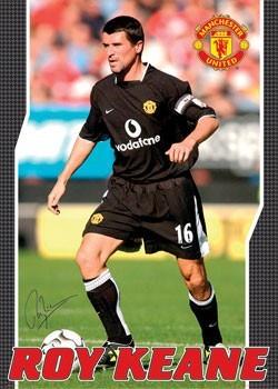 Manchester United - Keane away Poster