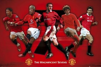 Manchester United - magnificent Poster