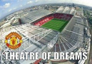 Manchester United - theatre of dreams Poster