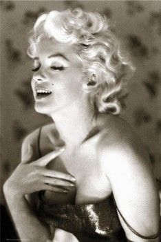 Pôster Marilyn Monroe - glow
