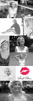 Pôster Marilyn Monroe - Tiles