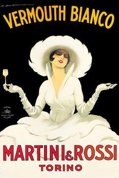 Martini and rossi Torino Poster