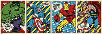 Poster Marvel