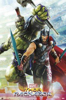 Marvel - Thor Ragnarok Poster