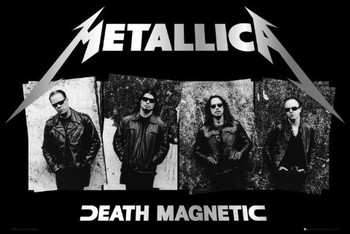 Poster Metallica - death