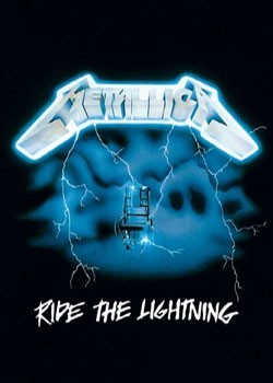 Metallica - ride in the lightning Poster