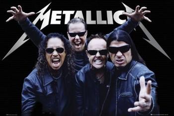 Poster Metallica - tour