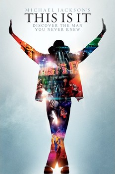 Michael Jackson - this is it Poster
