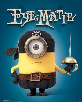 Minions - Eye Matie Poster