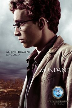 Poster MORTAL INSTRUMENTS - simon
