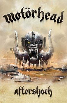 Motorhead – Aftershock Poster