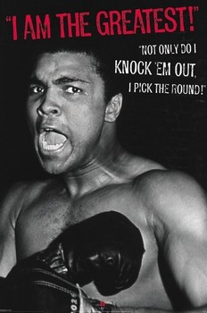 Muhammad Ali – the biggest Poster