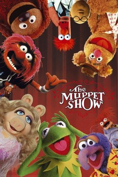 Poster  MUPPETS - cast