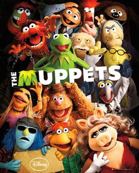Poster  MUPPETS - teaser