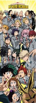 Poster My Hero Academia - Classroom