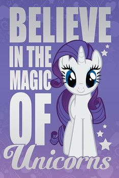 Poster  My Little Pony - Unicorns