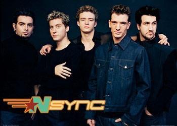 N'Sync - landscape Poster