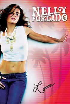 Nelly Furtado - loose Poster