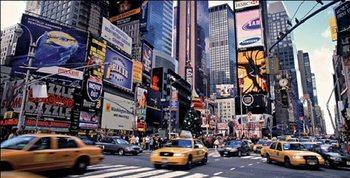New York - Times Square Art Print