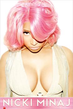 NICKY MINAJ - pink Poster