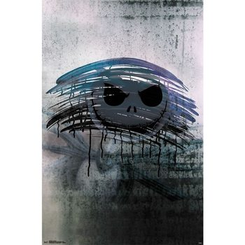 Poster  Nightmare Before Christmas - Jack Mirror