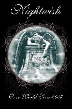 Nightwish - once Poster