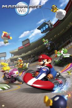 Nintendo - mario kart Poster