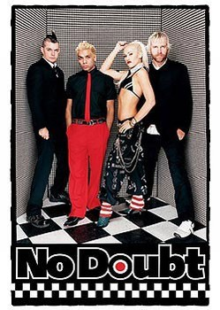 No Doubt – check it Poster
