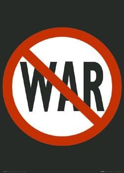 No war! Poster