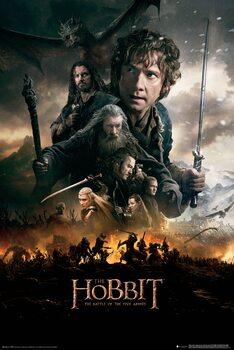 Poster O Hobbit: A Batalha dos Cinco Exércitos