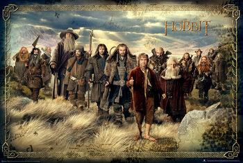 Poster O Hobbit: Uma Viagem Inesperada