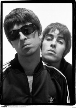 Poster Oasis - MTV 1994