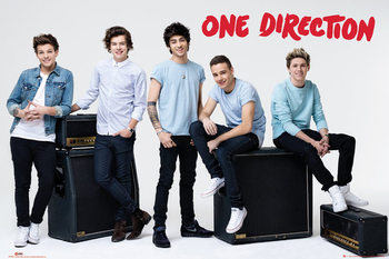 Poster One Direction - amps