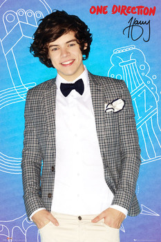 One Direction - harry pop Poster