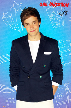 One Direction - liam pop Poster