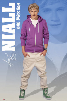 One Direction - niall 2012 Poster