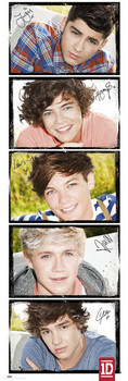 One Direction - solo's Poster