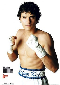 ORLANDO BLOOM -  topless Poster
