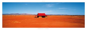 Outback Hut - Australia Art Print