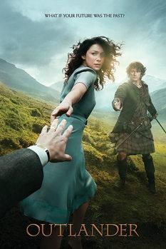 Poster Outlander - Reach