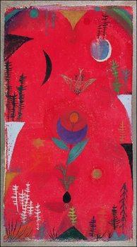 P.Klee - Blumenmythos Art Print
