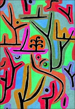 P.Klee - Park Bei Lu Art Print