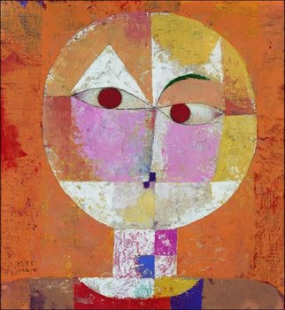 P.Klee - Senecio Art Print
