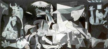 Pablo Picasso - guernica Poster