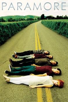 Paramore - road Poster
