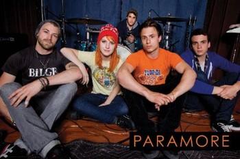 Paramore - studio Poster
