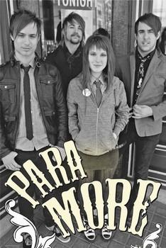 Paramore - tonight Poster