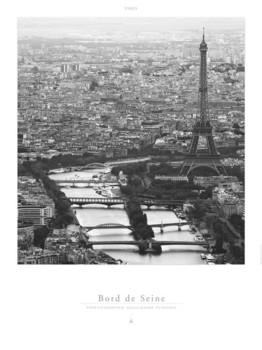 Paris - Bord de Seine Art Print