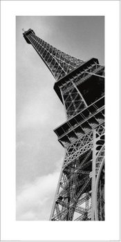 Paris - Eiffel Tower, Amy Gibbings Art Print