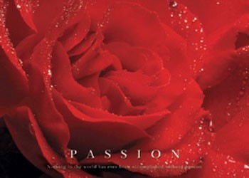 Passion – nothing in the world has ... Poster